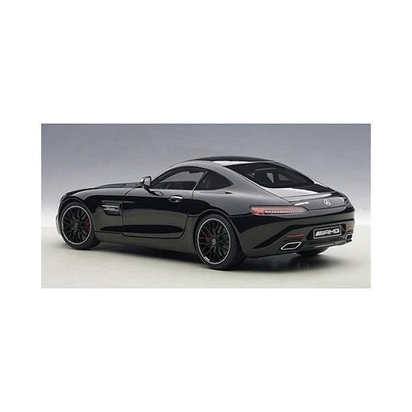 メルセデス AMG GT S ブラック (1/18 オートアート76313)|v-toys|05