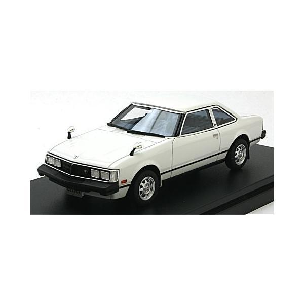 トヨタ セリカ 2000GT クーペ 1979 ピュアーホワイト (1/43 ハイストーリーHS180WH) v-toys