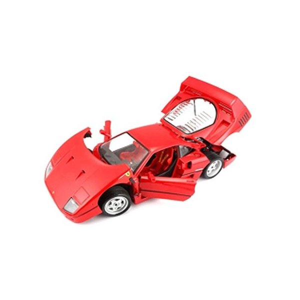 フェラーリ F40 (1/18 ブラーゴFA18-16601)|v-toys|02
