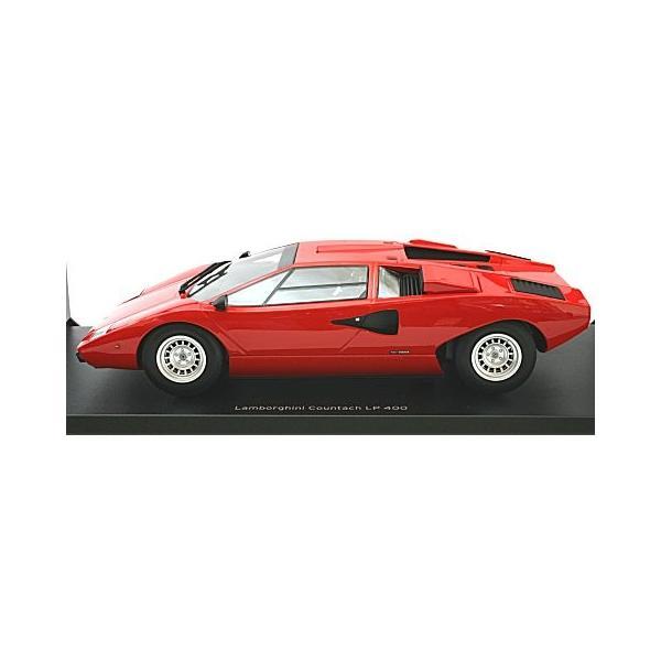 ランボルギーニ カウンタック LP400 レッド (1/18 京商KSC09531R)|v-toys