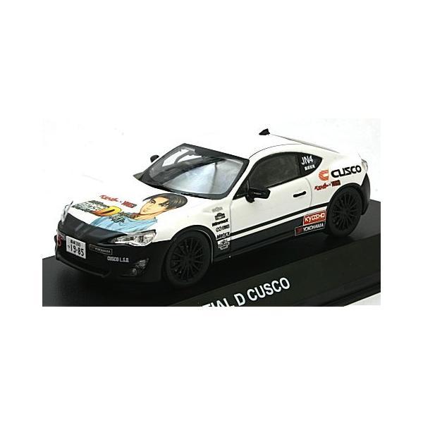 トヨタ 86 頭文字D CUSCO (1/43 京商KS03634C15)|v-toys