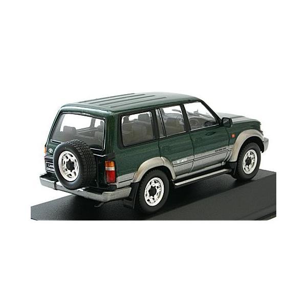 トヨタ ランドクルーザー LC80 1992 グリーン/グレイ (1/43 ファースト43 F43-060)|v-toys|02