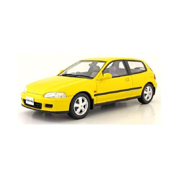 ホンダ シビック SiRII (EG6) イエロー (1/18 オットーモビル OTM711)|v-toys
