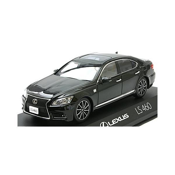 レクサス LS460 F SPORT ブラック (1/43 京商KS03659BK)|v-toys