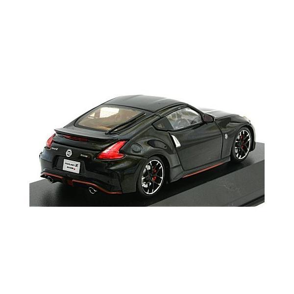 ニッサン フェアレディ Z (Z34) ニスモ ブラック (1/43 京商KS03666BK)|v-toys|02
