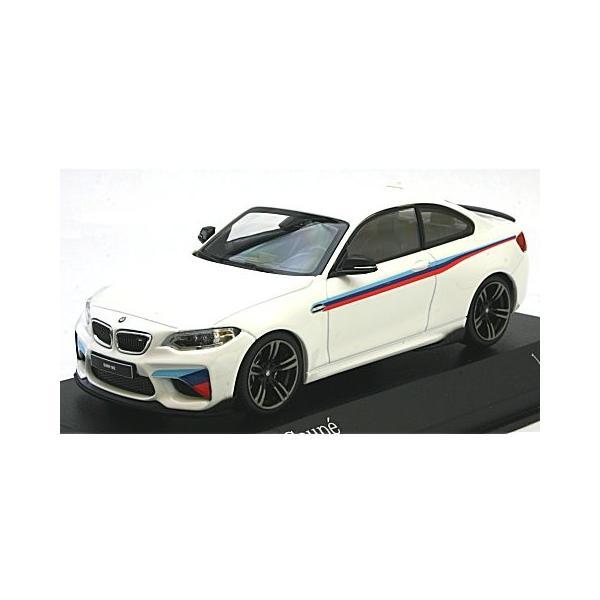 BMW M2 2016 ホワイト プレゼンテーション (1/43 ミニチャンプス410026105)|v-toys