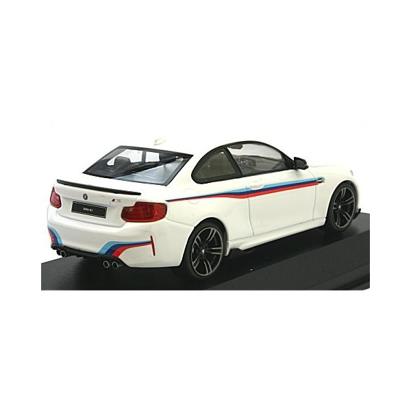 BMW M2 2016 ホワイト プレゼンテーション (1/43 ミニチャンプス410026105)|v-toys|02