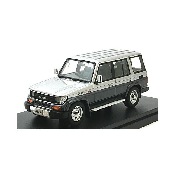 トヨタ ランドクルーザー 70 プラド SXワイド 1993 フィールドランナートーニング (1/43 ハイストーリーHS163BL)|v-toys