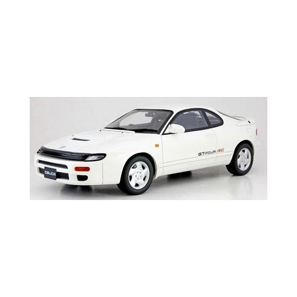 トヨタ セリカ GT-FOUR RC (ST185) ホワイト (1/18 オットーモビルOTM739) v-toys