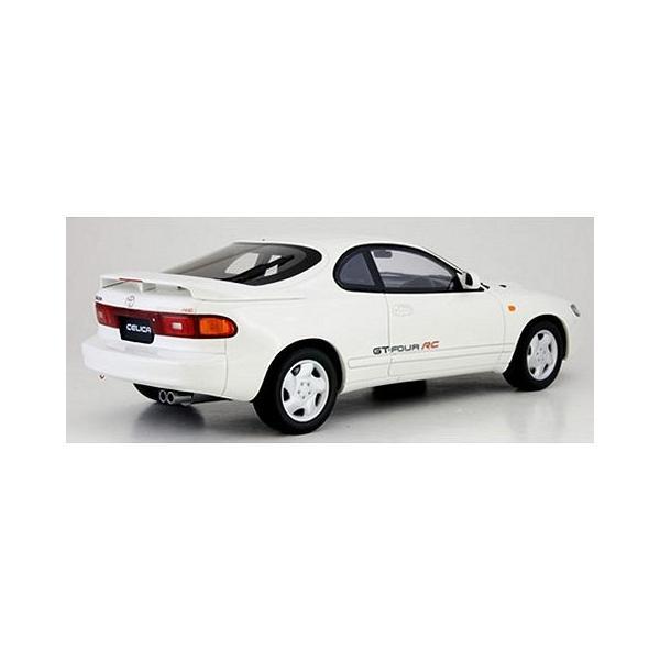 トヨタ セリカ GT-FOUR RC (ST185) ホワイト (1/18 オットーモビルOTM739) v-toys 02