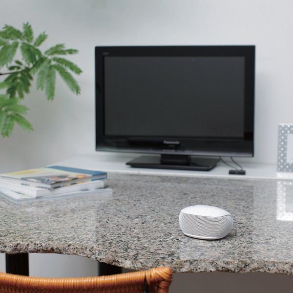 エレコム Bluetooth ブルートゥース スピーカー テレビ用ワイヤレススピーカー 送信機セット 3W出力 8時間再生 通信距離10m