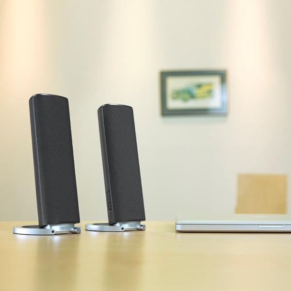 日本正規代理店品Edifier パソコン&マルチメディア用スピーカー(AC給電式) グレー ED-M2280GY