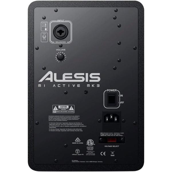 Alesis 65Wバイアンプ・アクティブスピーカー 5インチウーファーM1 Active MK3