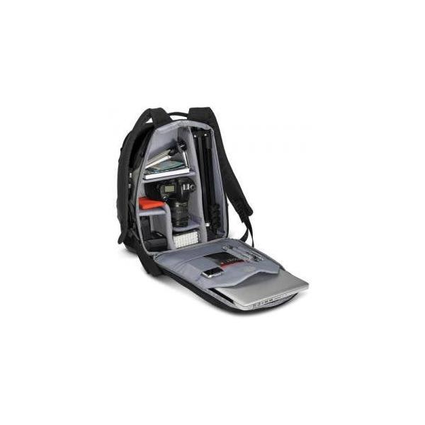 manfrotto カメラバッグ Veloce V Backpack Black