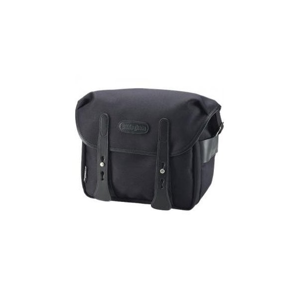 Billingham ビリンガム カメラバッグ f/Stop 2.8 Camera Bag Black with Black Leather Trim