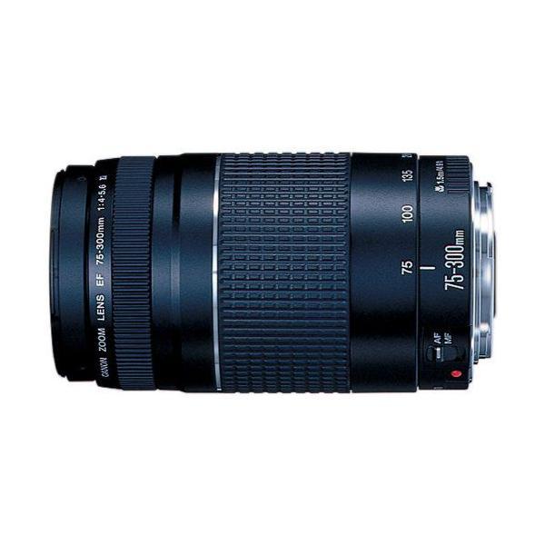 Canon EFレンズ EF75-300mm F4-5.6 IIIズームレンズ 望遠