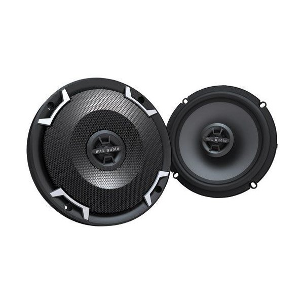 "MTX Audio TDX65 6-1/2"" Thunder Dome-Axial 2-Way Speakers"