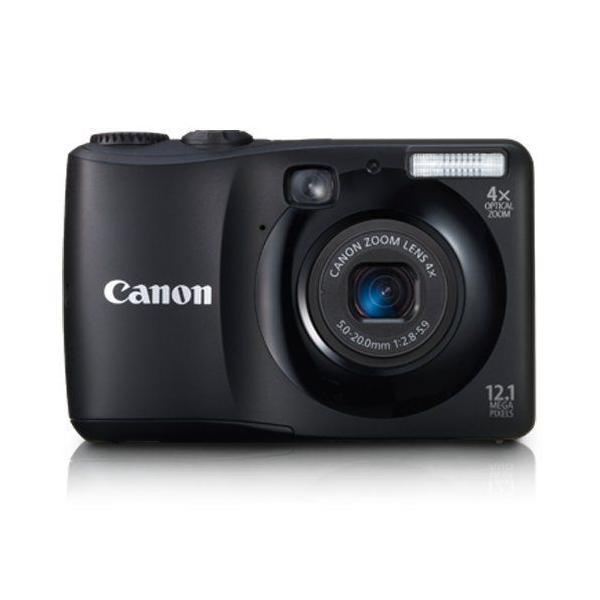 Canonキャノン Power Shot A1200 ブラック