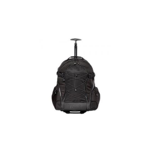 TENBA カメラバッグ Shootout Rolling Backpack, Large Black