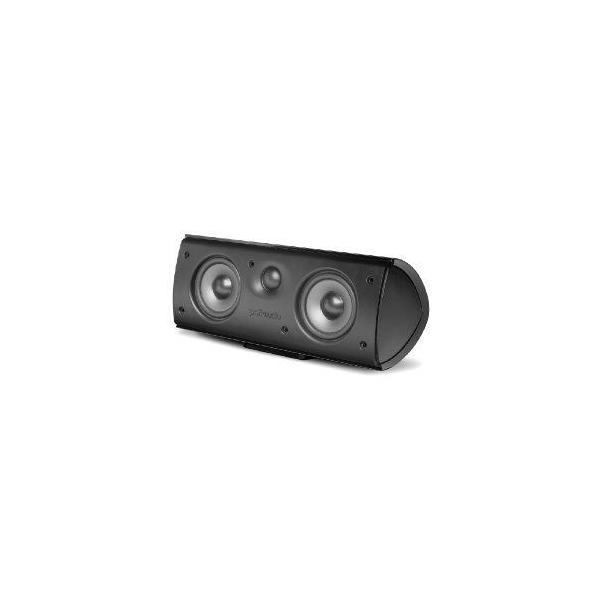 Polk ポーク Audio オーディオ RM8 Center Channel Speaker スピーカー (Single, Black)