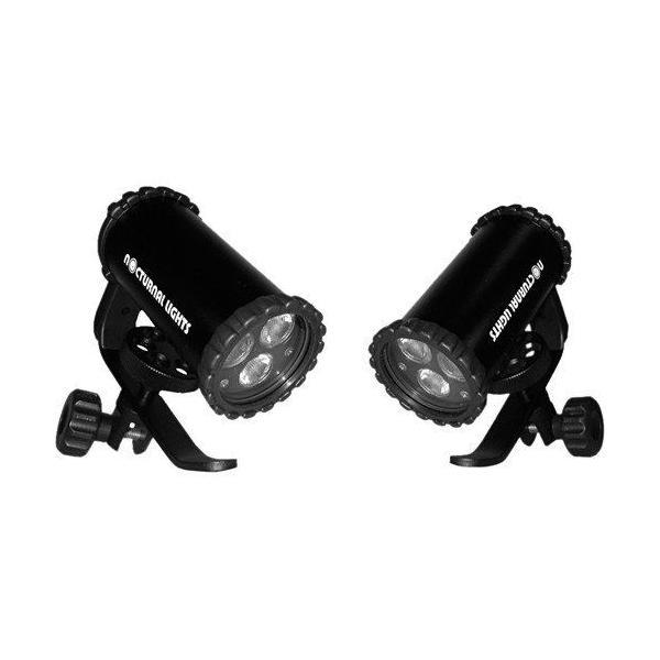 Nocturnal Lights ノクターナル ライツ Dual SLX 800i Video Light Kit ビデオライト