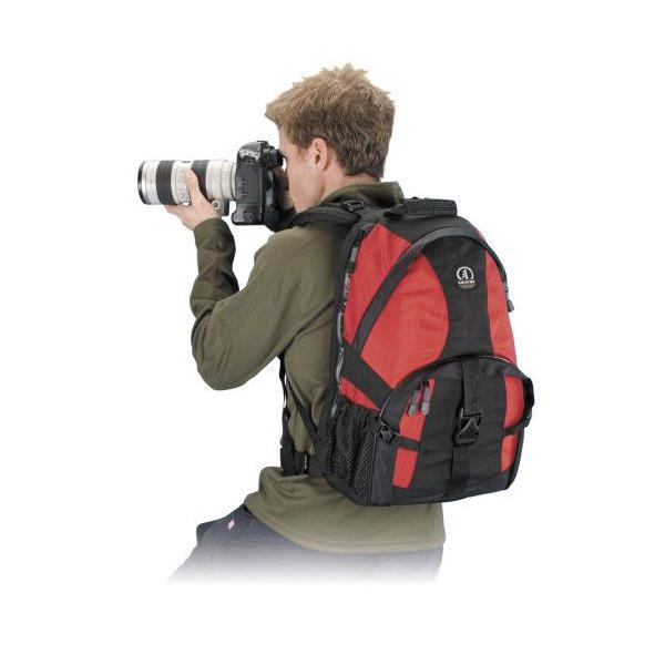tamrac カメラリュック 9L PCスペース有 グレー×ブラック 5549-30