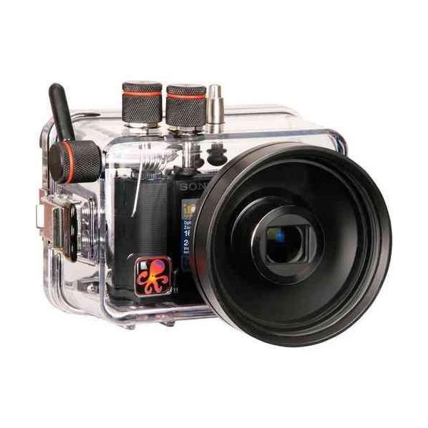 Ikelite アイクライト Compact Underwater Housing ハウジング for Sony DSC-HX9V