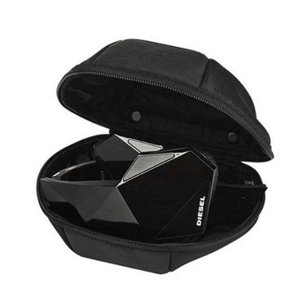 ケーブル DIESELとMONSTERのコラボ・モデル Diesel Vektr Headphones by Monster(BLACK)
