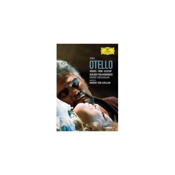 ヴェルディ:歌劇「オテロ」 / カラヤン (DVD)