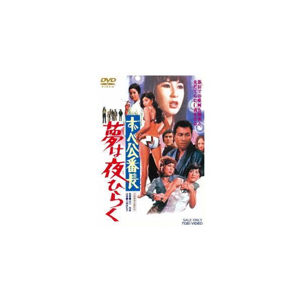 ずべ公番長夢は夜ひらく/大信田礼子(DVD)