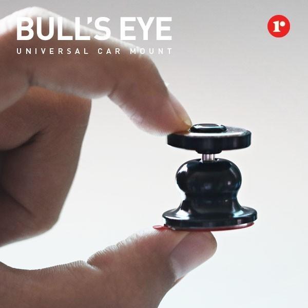 車載ホルダー スマホ タブレット マグネットBull's Eye 車載 マグネットホルダー 磁力タイプ 簡単 ホルダー iPhone 車載スタンド 【HIT】 定形外|vaniastore|03