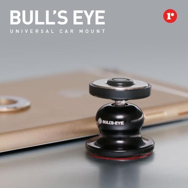 車載ホルダー スマホ タブレット マグネットBull's Eye 車載 マグネットホルダー 磁力タイプ 簡単 ホルダー iPhone 車載スタンド 【HIT】 定形外|vaniastore|04