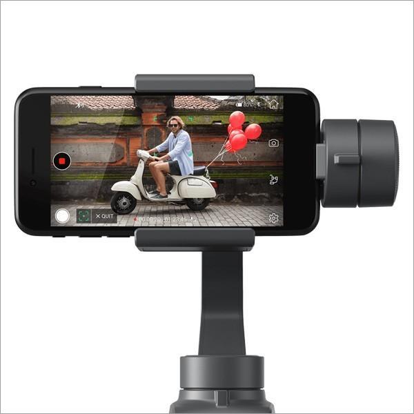 DJI OSMO Mobile 2 手持ちジンバル 本体 スマホ スマートフォン 手ブレ 防止 動画 撮影 アプリ 写真 DJI認定ストア 宅配便