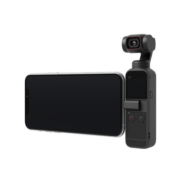 在庫あり DJI OSMO POCKET 2 オスモ ポケット 本体 ビデオカメラ ケース付き 手ぶれ補正 デジタルカメラ 宅急便|vaniastore|02
