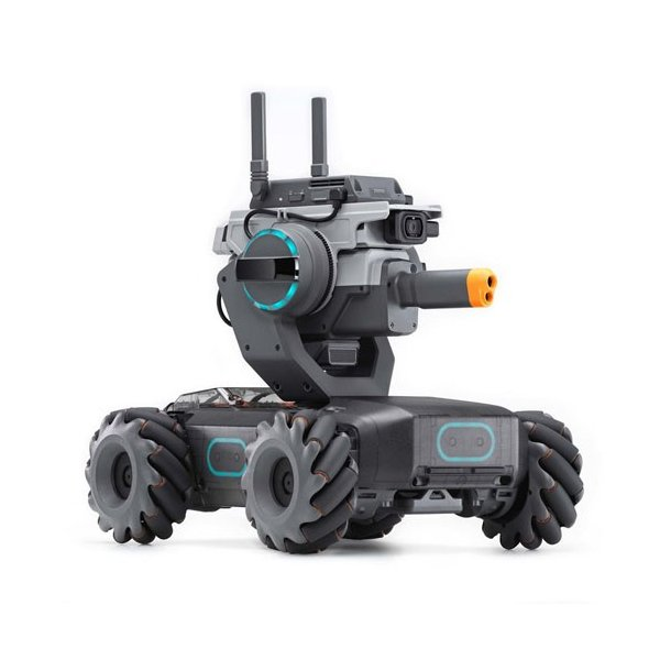 DJI ロボマスター RoboMaster S1 ラジコンカー カメラ付き 電動 ラジコン プログラム教育 組み立て式サービスあり DJI認定ストア|vaniastore|02