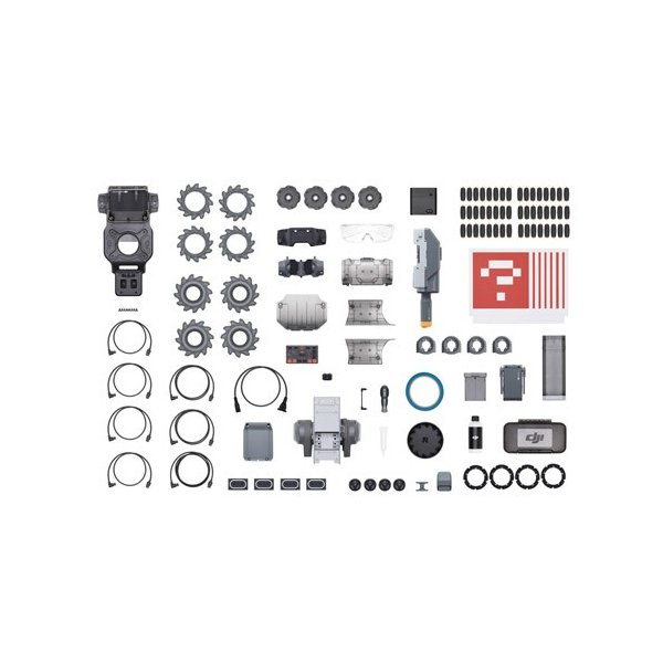 DJI ロボマスター RoboMaster S1 ラジコンカー カメラ付き 電動 ラジコン プログラム教育 組み立て式サービスあり DJI認定ストア|vaniastore|05