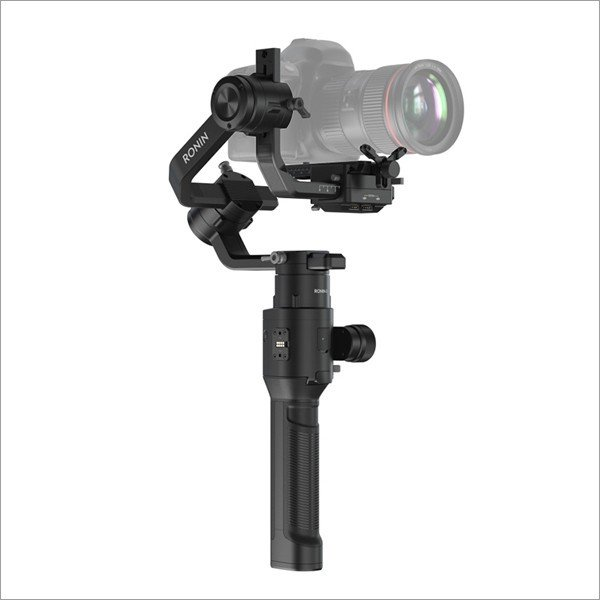 DJI正規品 RONIN-S 本体 3軸カメラ安定化ジンバル オートスタビライズシステム 撮影 プロ用 宅配便