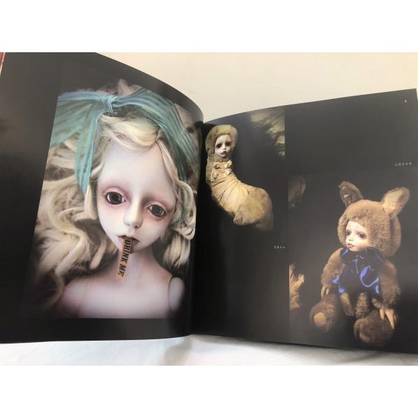 FREAKS CIRCUS / 人形作品集Dolls Collection (サイン入りSigned)|vanilla-gallery|02
