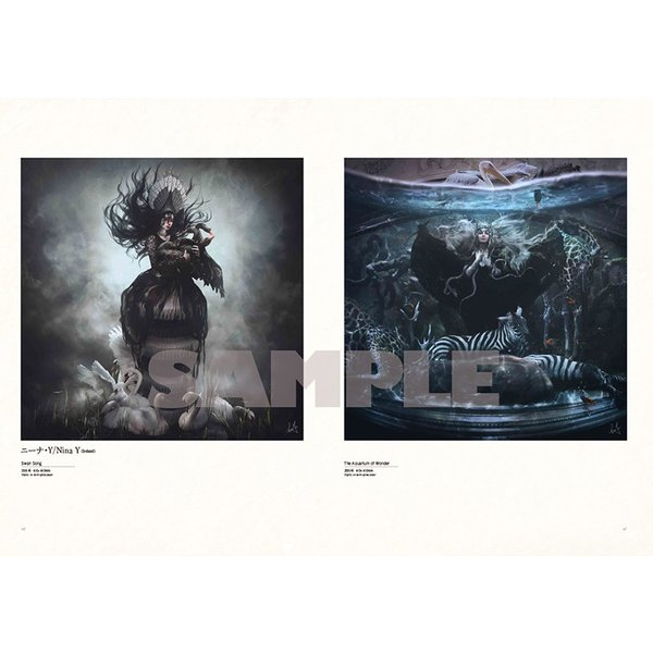 「aestheticism~耽美~」展覧会カタログ vanilla-gallery 04