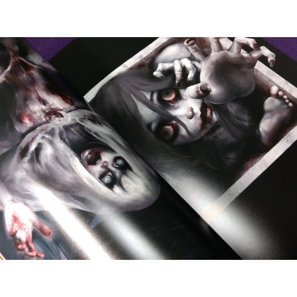 GENk/画集『Unknown Cults』(サイン入りSigned)|vanilla-gallery|04