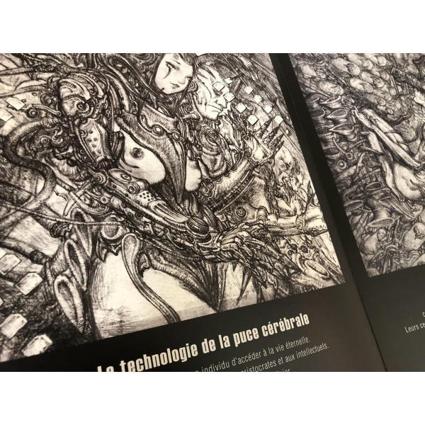 KCN 画集『MU』(サイン入りSigned)|vanilla-gallery|06