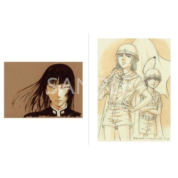 古屋兎丸/『FURUYA USAMARU DRAWING188』(サイン入り)|vanilla-gallery|12