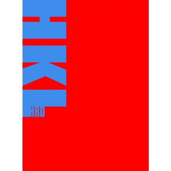 はらだミニ画集『HKL』|vanilla-gallery