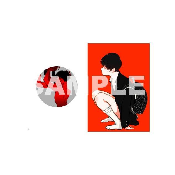 はらだミニ画集『HKL』|vanilla-gallery|04