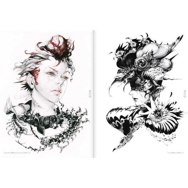 猫将軍 NekoshowguN ILLUSTRATION MAKING & VISUAL BOOK  (サイン入り Signed)|vanilla-gallery|04