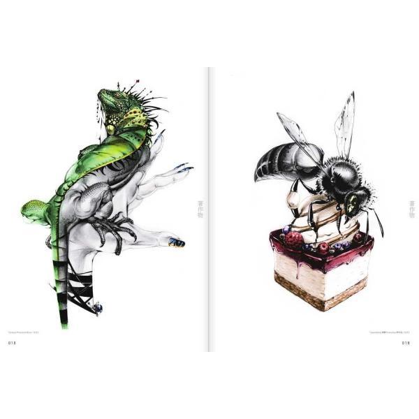 猫将軍 NekoshowguN ILLUSTRATION MAKING & VISUAL BOOK  (サイン入り Signed)|vanilla-gallery|09