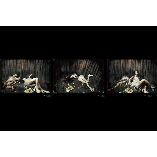 画集「偏愛蒐集」|vanilla-gallery|02