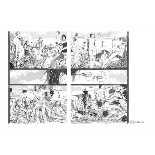 画集「偏愛蒐集」The World of Variant Erotic Art|vanilla-gallery|06