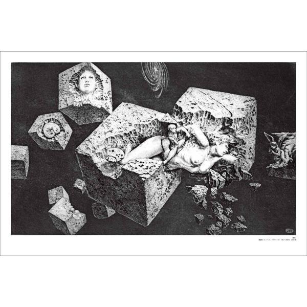 画集「偏愛蒐集」The World of Variant Erotic Art|vanilla-gallery|09