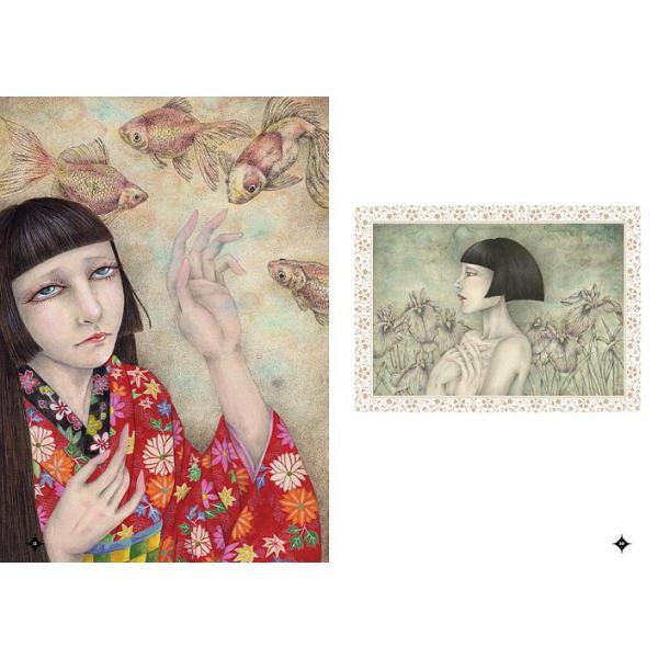 安蘭 画集『BAROQUE PEARL』 ★サイン入り★ vanilla-gallery 03